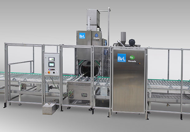 Flexibles BvL-Reinigungssystem sorgt für Kosteneffizienz