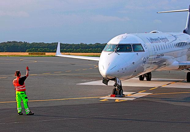 Lufthansa verdoppelt Flüge auf der Frankfurt-Strecke am PAD