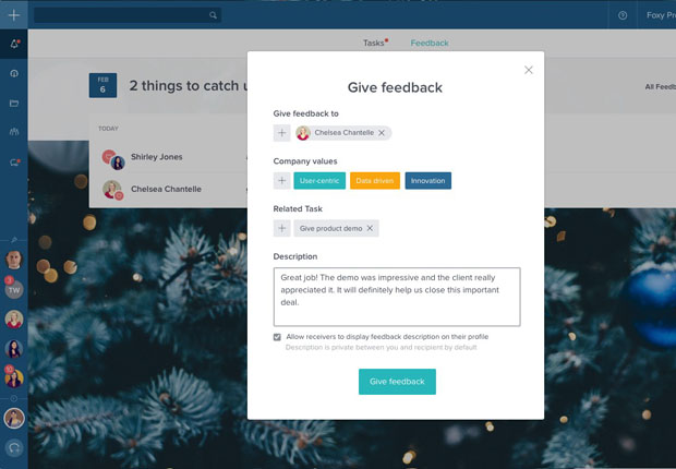 Taskworld – Collaboration-Software aus der Cloud. (Bild: Taskworld Deutschland GmbH)