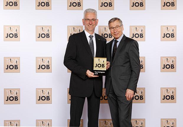 Auszeichnung für die SITA Bauelemente GmbH (Foto: zeag GmbH)