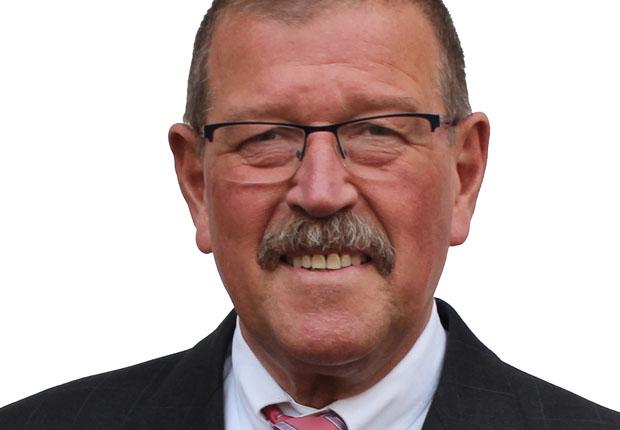 Wolfgang P. Albeck, Vorsitzender der Geschäftsführung bei trans-o-flex. (Foto: trans-o-flex)