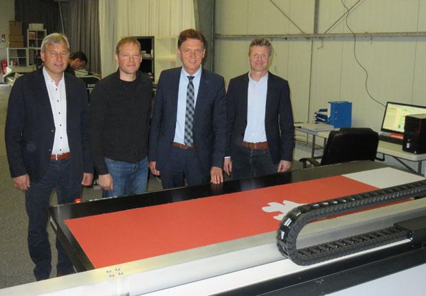 Trend Import investierte 350.000 Euro in neue Technik