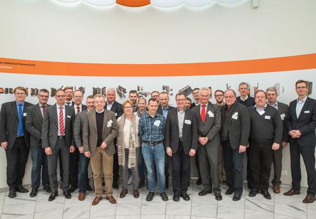 Industrie 4.0 für den Mittelstand: Delegation aus Südwestfalen