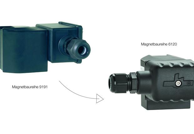 Neue Ex-Magnete der Marke IMI Buschjost