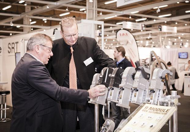Die FMB 2018 – Zuliefermesse Maschinenbau findet vom 7. bis 9. November 2018 statt. (Foto: GS Media-Service)