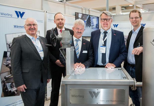 Hannover Messe: Handwerkskammer, Kompetenz und Energieeffizienz
