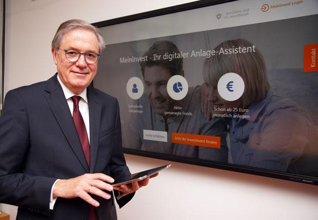 Volksbank Bielefeld-Gütersloh startet 'Mein-Invest'