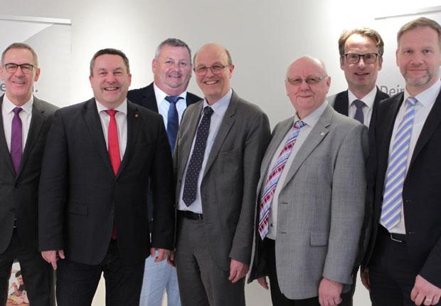 CAL e.V. Vorstand freut sich über neue Kollegen