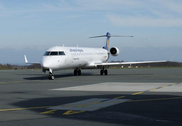 Zusätzliche Frankfurt-Flüge starten am Paderborn-Lippstadt Airport. (Foto: PAD)