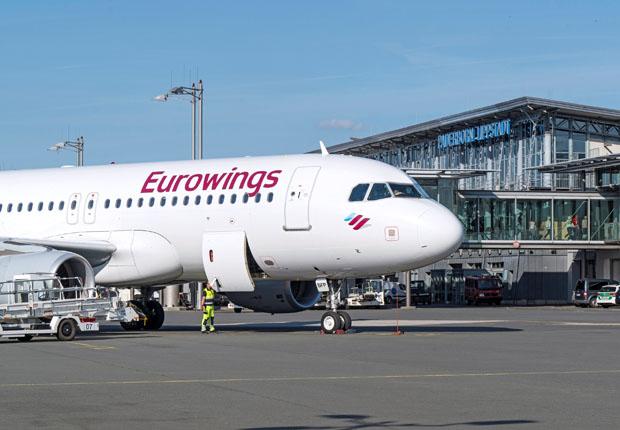 Steigerung der Passagierzahlen am PAD (Foto: aderborn-Lippstadt GmbH)