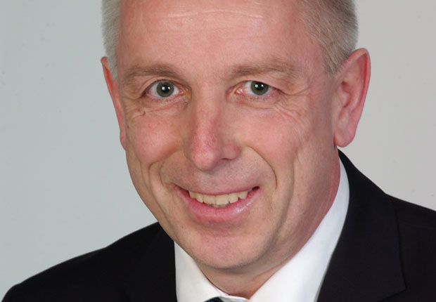 Uwe Heimers, Sprecher der Siemens-Niederlassung Bielefeld. (Foto: Siemens)