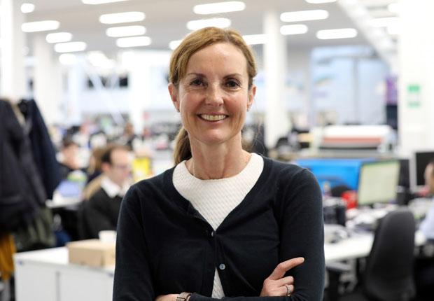 Katie Bickerstaffe CEO bei Vertriebsunternehmen von innogy und SSE