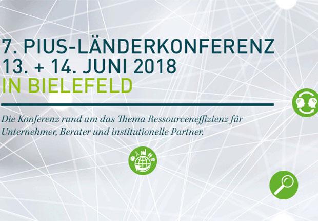 7. PIUS-Länderkonferenz in der HWK Ostwestfalen-Lippe zu Bielefeld am 13. und 14. Juni 2018. (Foto: HWK Ostwestfalen-Lippe zu Bielefeld)
