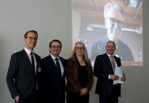 """30 ostwestfälische Unternehmen haben sich zwei Jahre im AGW Projekt """"PERFEKT"""" mit Führung, Gewinnung und Halten von Mitarbeitern beschäftigt. (Foto: agentur tat)"""