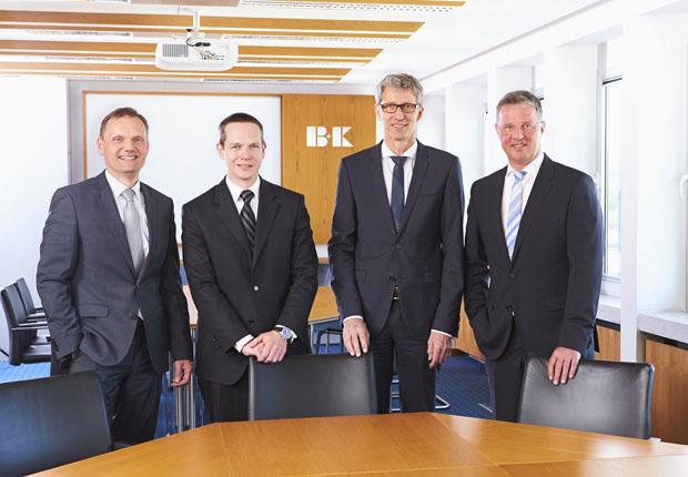 Dr. Tobias Lührig ist neuer Vorstandsvorsitzender bei Bischof + Klein