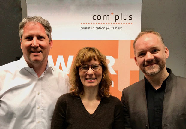Neue Leitung für die complus Fernakademie in Münster