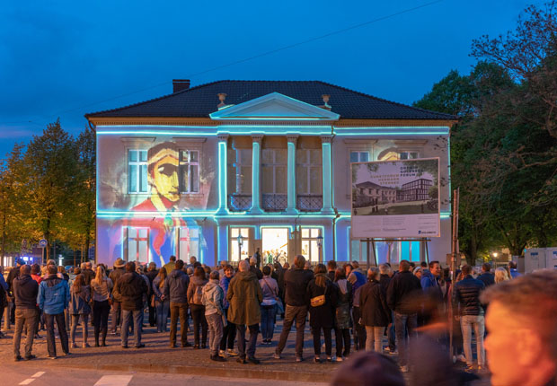 Kunstforum Hermann Stenner wird im November in Betrieb genommen. (Foto: deteringdesign)