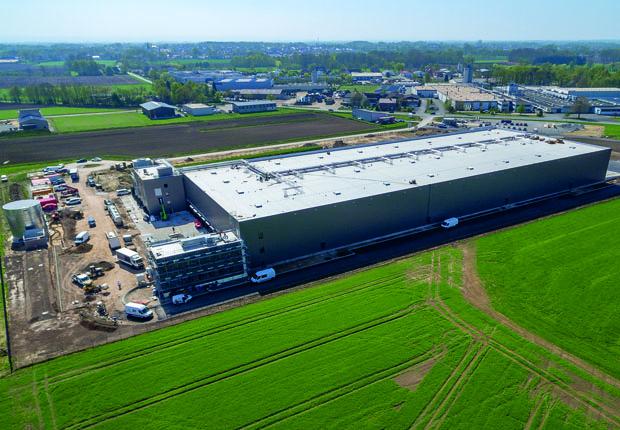 Mit dem eigenentwickelten Warehouse Management System ProStore ® setzt TEAM Trends zum Aufbau innovativer Logistik 4.0-Systeme. (Foto TEAM)