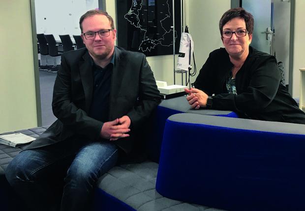 Inge Brünger-Mylius und Björn Mylius, Geschaeftsfuehrung von SMV (Foto: SMV)