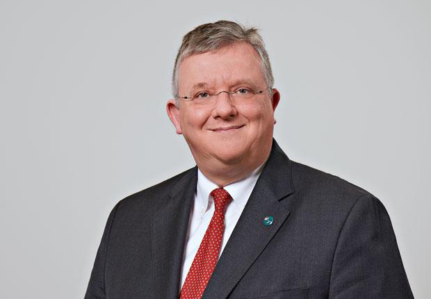VDMA-Hauptgeschäftsführer Thilo Brodtmann. (Foto: VDMA)