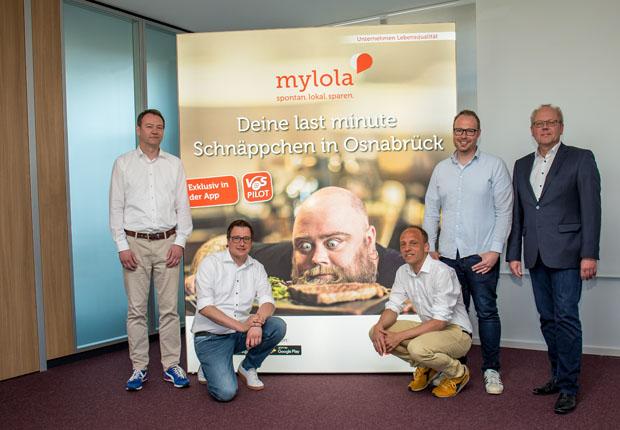 mylola: Die neue last minute-Plattform in Osnabrück