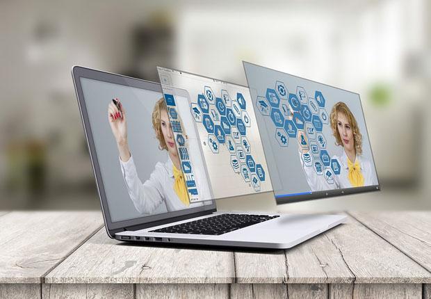 Auch auf der CEBIT wird Augmented Reality wieder ein Highlightthema sein. (Bild: Mediamodifier/ pixabay)