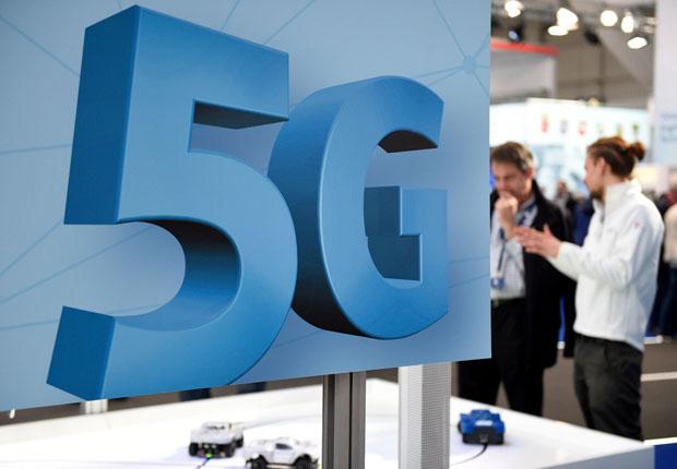5G auf der CEBIT: Wenn der Datentransfer höchstens einen Wimpernschlag dauert. (Foto: Deutsche Messe AG)