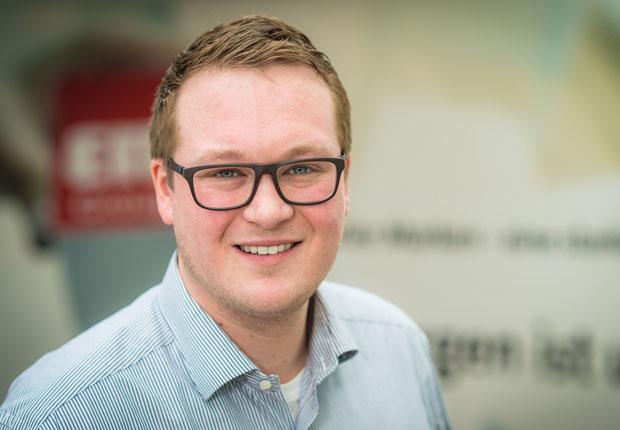 Dennis Kayser neuer Produktmanager bei emco Bau