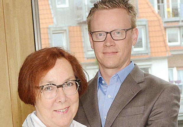 Wolfgang Stricker, gemeinsam mit Dr. Renate Bork-Brücken Sprecher der Industriegemeinschaft. (Foto: Industriegemeinschaft Münster)