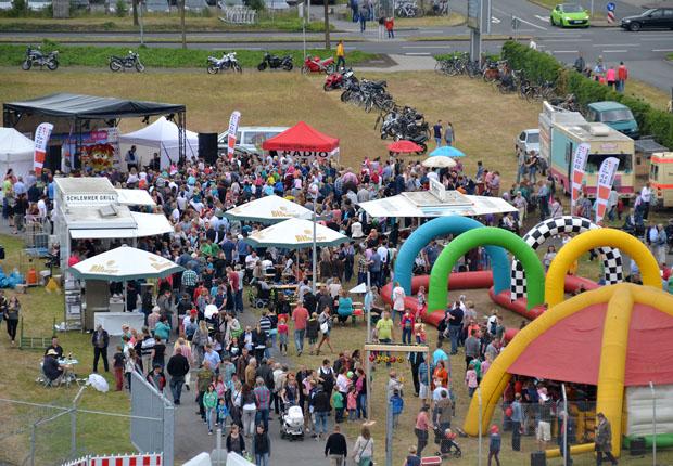 Sommerfest am Flughafen Münster/Osnabrück (FMO)