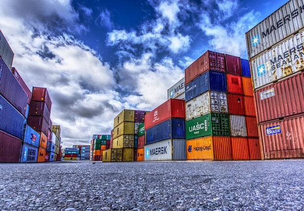 Maschinenbau Ausfuhren wachsen in den ersten vier Monaten 2018 um 4,4 Prozent. (Foto: distel2610/ pixabay)