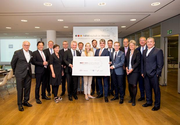Wettbewerb NRW – Wirtschaft im Wandel