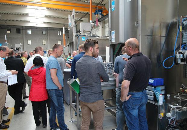 Reinigung als Schlüsseltechnologie zur Steigerung der Effizienz – BvL zu aktuellen Fragen. (Foto: BvL Oberflächentechnik GmbH)