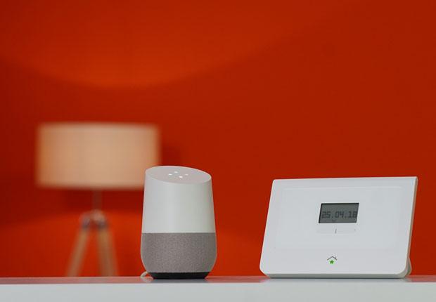 innogy SmartHome und Google Assistant verstehen sich bestens