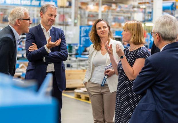 BOGE: Maschinenbauer brauchen offene Märkte