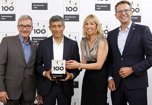 Froli mit TOP 100-Award ausgezeichnet