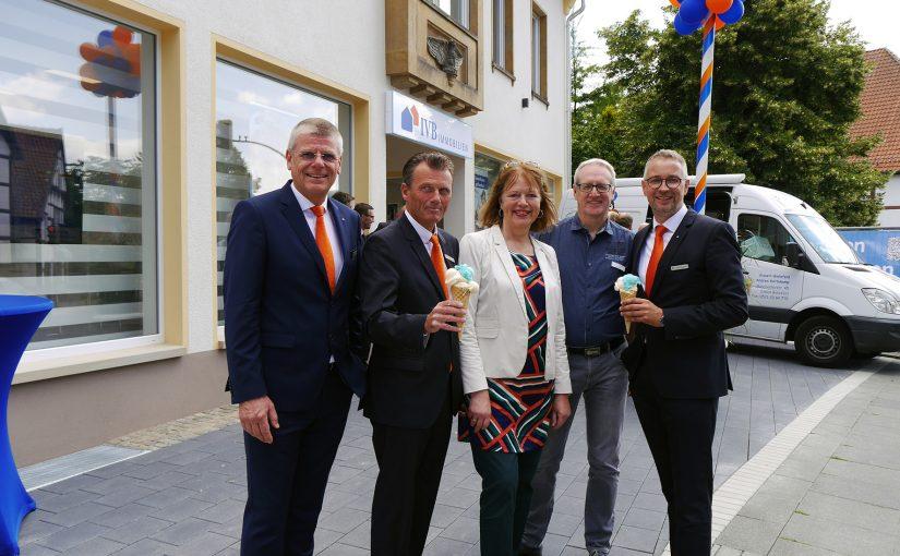 Neues Beratungscenter der IVB Immobilien GmbH eröffnet