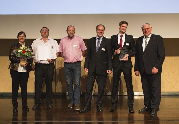 """Metallwerke Renner gewinnt Inklusionspreis mit seinem Projekt """"Jedem (s)eine Chance"""". (Foto: Metallwerke Renner)"""