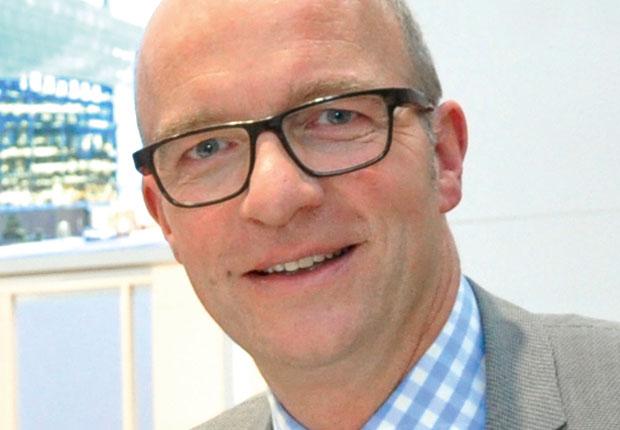 Dr. Thomas Robbers, Geschäftsführer der Wirtschaftsförderung Münster GmbH. (Foto: WFM)