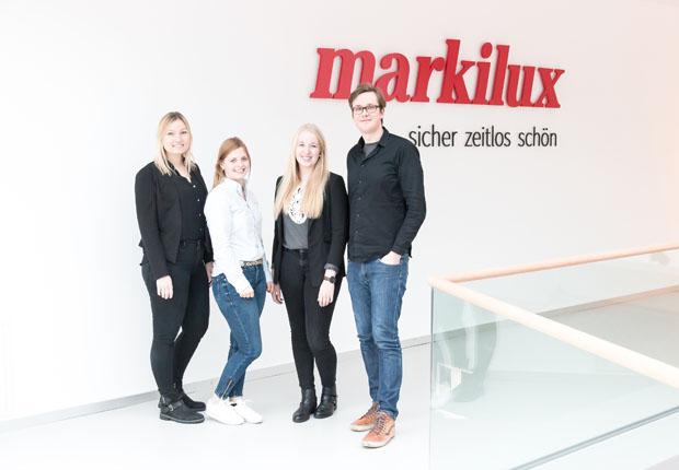 markilux – Eigene Fachkräfte gut ausbilden