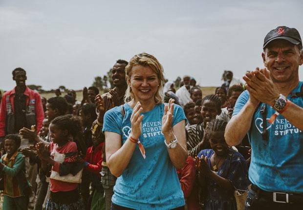 CUP&CINO Foundation – Wasser ist Leben