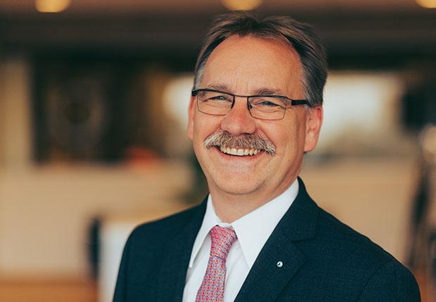 Dirk Baerbock wird Head of Rail Solutions National bei Hellmann Worldwide Logistics. (Foto: Hellmann)
