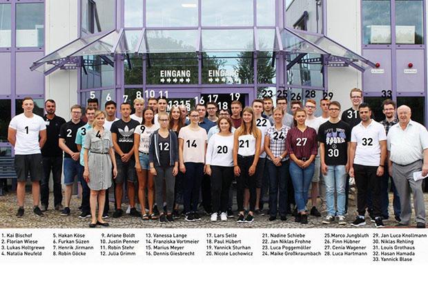WORTMANN AG stellt 31 neue Auszubildende ein