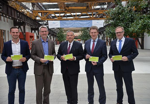 4. Wirtschaftstag Nordwest in Lingen