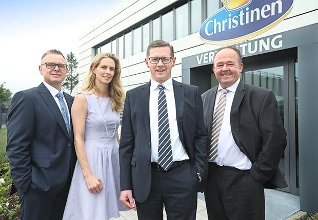 Christinen Brunnen – mit neuem Führungsteam auf Erfolgskurs
