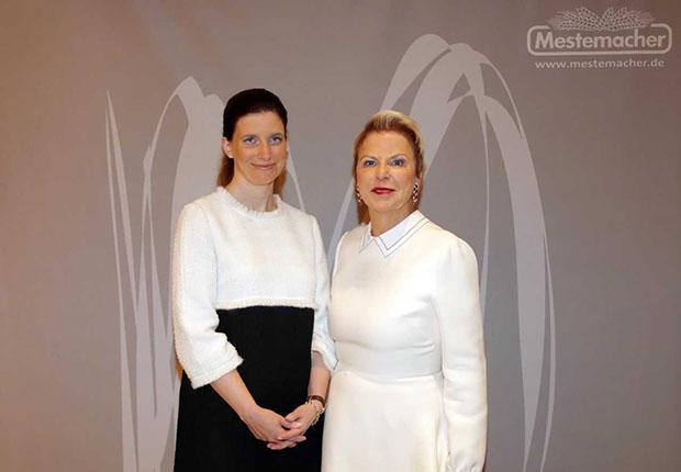 Mestemacher Preis Managerin des Jahres Dr. Bettina Orlopp