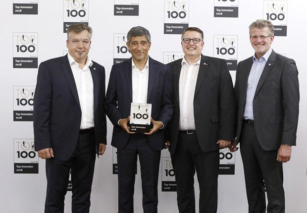 """""""TOP 100 Innovator"""" als neuer Kooperationspartner für ein starkes Kompetenznetzwerk: Das Kunststoffinstitut Lüdenscheid unterstützt die KUTENO 2019. (Foto: KD Busch/compomedia)"""