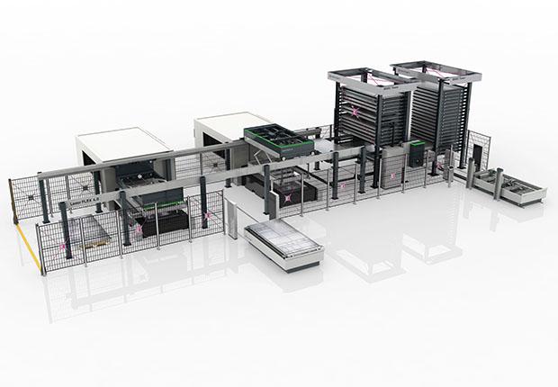 Remmert präsentiert Zukunft der Automation in Blechbearbeitung