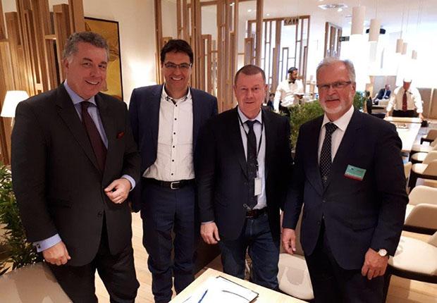 Lobbyarbeit für Münster – NBZ dient als Vorbild
