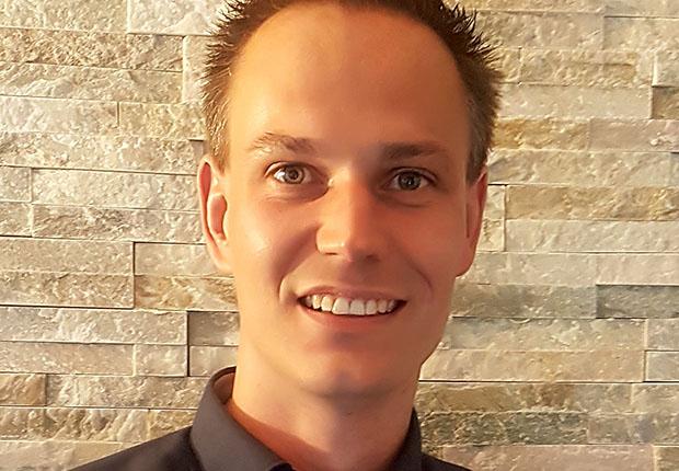 Mark Reiermann unterstützt die Stammkundenbetreuung bei Schendel & Pawlaczyk. (Foto: Schendel & Pawlaczyk)